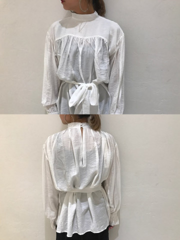 SOLOV:PIRATES 3WAY BLOUSE