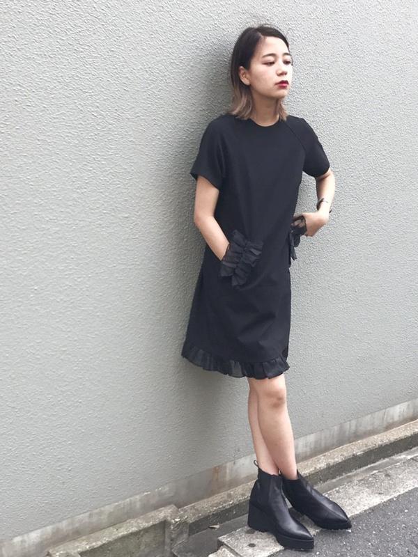 CHEEKY: JEANNE DRESS