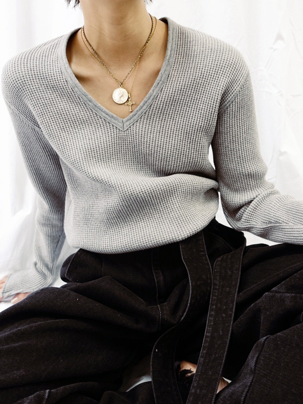 SOLOV:THERMAL LONG SLEEVE
