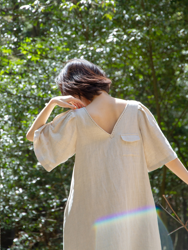 LAZY SUMMER DRESS